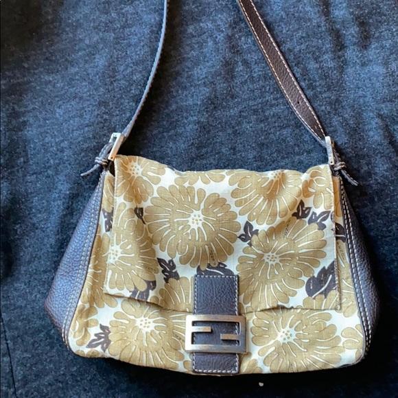 Circa 2000's Fendi shoulder bag